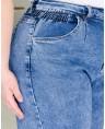 Джинсы женские MOM W9575A - фото 2