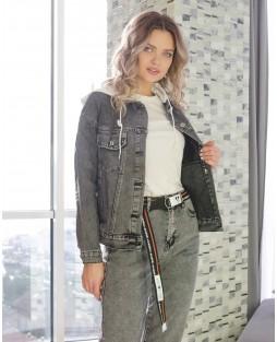 Куртка джинсовая женская Sport W1670A