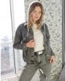 Куртка джинсовая женская Sport W1670A - фото 4