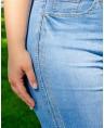 Джинсы женские Classic W706A - фото 4