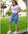 Капри женские Classic W1724A - фото 4