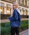 Куртка джинсовая женская Sport W1797B - фото 3