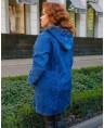 Куртка джинсовая женская Classic W1760B - фото 3