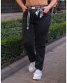 Джинсы женские MOM W1795C - фото 2