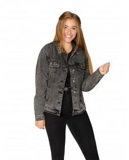 Женская джинсовая куртка W1625A