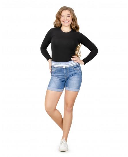 Шорты джинсовые Sport W1599A