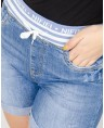 Шорты джинсовые Sport W1599A - фото 2