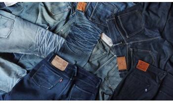 Как сырой деним влияет на скорость выцветания джинсов