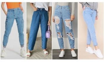 Модні джинси в 2021-2022 і їх основні особливості