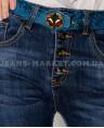 Джинсы женские Boyfriend W1415A - фото 2