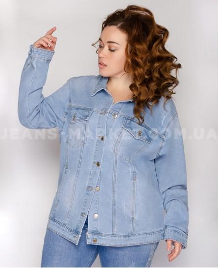 Куртка женская Classic (камни на спине) W1509A