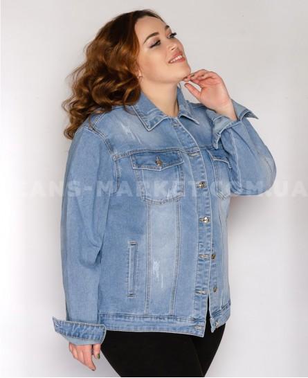 Куртка женская Classic (камни на спине) W1508A